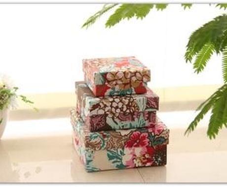 大切な方へのプレゼント選びをご支援します プレゼント選びに慣れていない方!選ぶ時間がない方! イメージ1