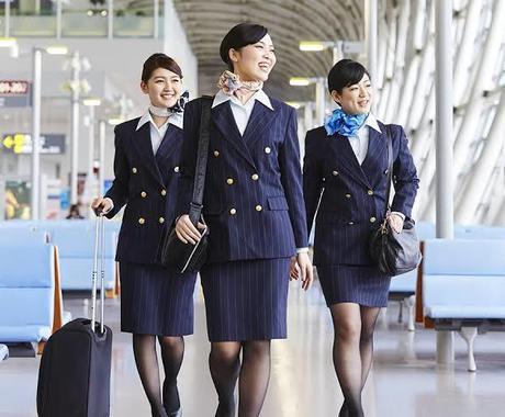 現役客室乗務員が答えます 飛行機のこと、ライフスタイルなどCAとお話ししてみませんか? イメージ1