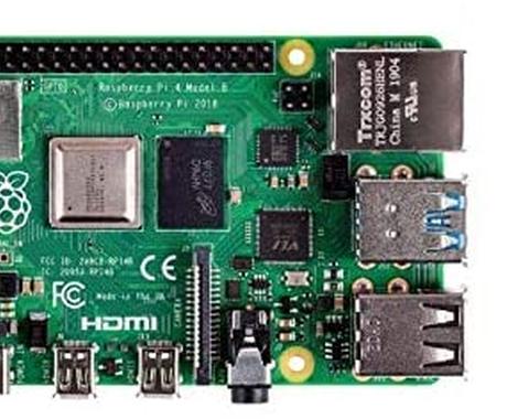 電子工作 ラズパイ相談のります Raspberry Pi model 3B, 4B イメージ1