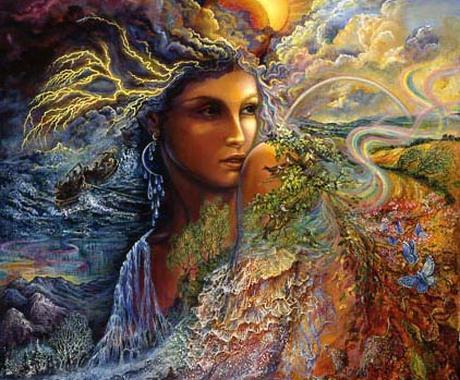 365日間精霊があなたを強制的に幸運化します 精霊の守護による強運覚醒【精霊召喚術】自然界の守護神召喚術 イメージ1