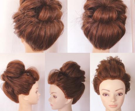 あなたに似合うヘアメイク提案します 花嫁衣装に似合うヘアメイク自分でできる浴衣のヘアアレンジ イメージ1