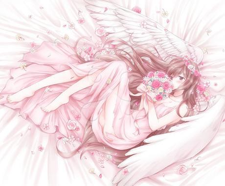縁結びワーク⭐️ヒトガタ愛呪法で想いを引き寄せます ヒーリング効果付き!素敵な恋のおまじない❤︎ イメージ1