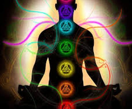 チャクラ、オーラをヒーリングします 宇宙のエネルギーであなたの潜在意識をヒーリングいたします。 イメージ1
