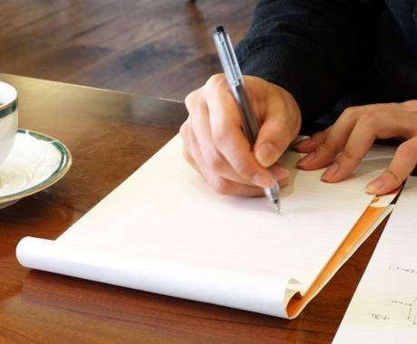 DM、チラシ、ランディングページ等の文章を作成します。 イメージ1