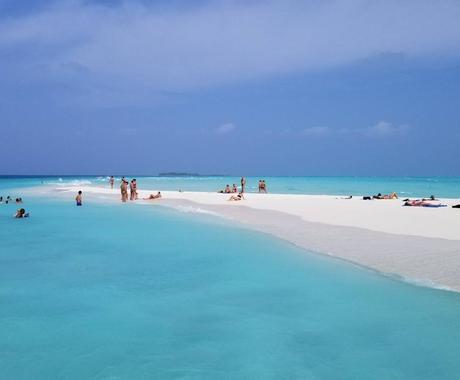 繁忙期のモルディブに安く滞在する方法を教えます 年末年始でも家族でモルディブに行けちゃいますよ! イメージ1