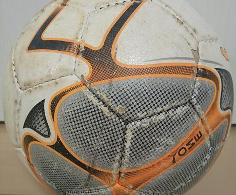 サッカーの無回転シュートの蹴り方を完全に教えます 無回転シュートが蹴れてシュート力が上がります イメージ1