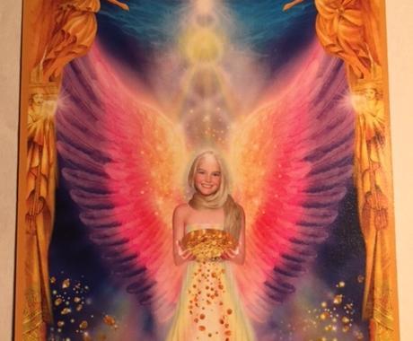 あなたを変える天使のメッセージをお届けします 思い通りの未来の為に、今あなたに必要なメッセージが届きます。 イメージ1