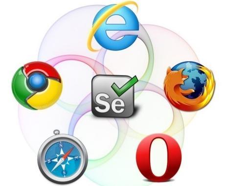 WEBブラウザ自動操作プログラム書きます 現役エンジニアがWEBの操作を自動化します。 イメージ1