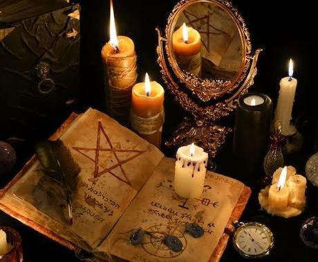 悪魔の力で願望を叶え、長期間お守りいたします 難しい願いを抱え、長期的な効果を求めている方へ イメージ1