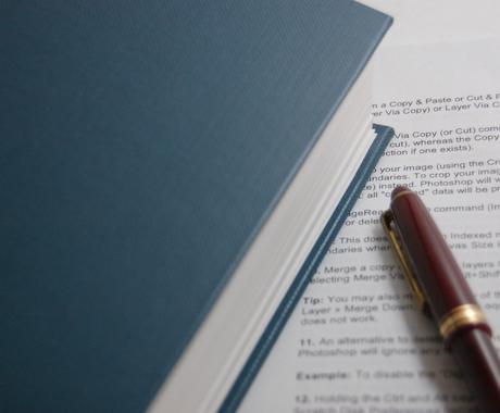 あなたの想いを形に。現役シナリオライターが執筆、添削・指導致します。 イメージ1