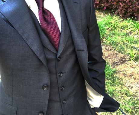 ジャケットスタイルの正しい着こなし教えます スーツを知り尽くしたオーダースーツ販売員がコンサルします イメージ1