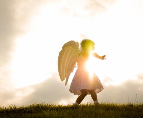 オラクルカードのメッセージを毎朝お届け致します 守護天使のメッセージを毎朝受け取ってみませんか? イメージ1