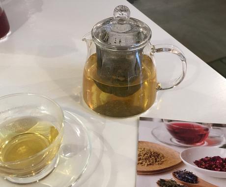 お茶っぱ・ハーブを配合しいたします 健康を考える方・ダイエットにオススメ! イメージ1
