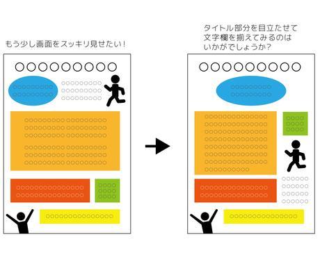 デザインのレイアウト相談乗ります ★困ったらデザイナーにお任せください★ イメージ1
