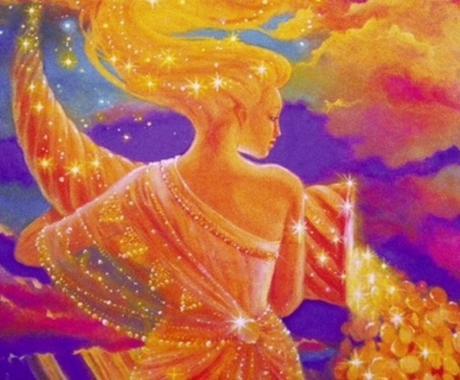 厄除け儀式!アバンダンティア・アバンダンスレイの儀式で厄除けします。女神とあなたを繋ぎます。 イメージ1
