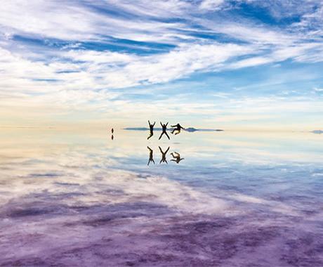 ボリビア・ウユニ塩湖の情報何でも提供します 国内情報や今人気のウユニ塩湖について、何でも聞いてください! イメージ1