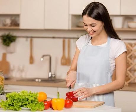 無理なく痩せる!簡単自炊テクニック健康法教えます 明日を謳歌するために必要な食生活改善スキルとは イメージ1