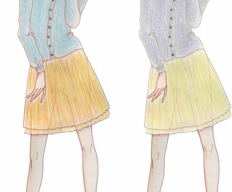 クローゼットで眠っているお洋服を生き返らせます クローゼットやタンスの中で数年手に取ってないお洋服がある方 イメージ1