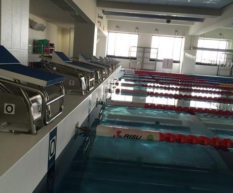 水泳の不安を取り除きます。 イメージ1