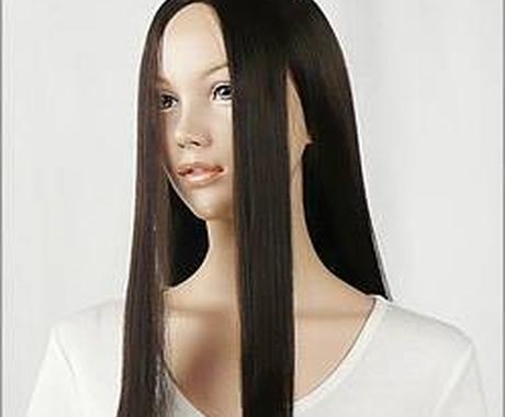 湿気やイタミでくねってしまう髪をまっすぐする方法。 イメージ1
