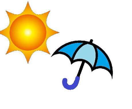天気予報を分かりやすく解説します 明日の天気、これからの天気が気になる方 イメージ1