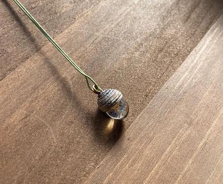 ハンドメイドでバーナーからガラス玉を製作します ハンドメイド作家さんの素材としてオーダーガラス玉を製作 イメージ1