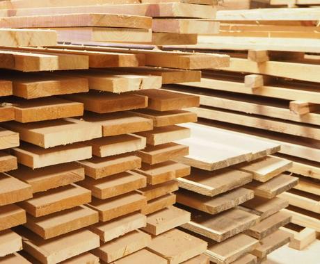 DIYなど木材加工いたします お好みの長さ、幅、厚さに自由に加工します! イメージ1