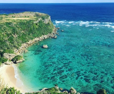 住むように旅する沖縄を提案します 美味しい食べ物、綺麗な海、民芸品など穴場スポットを教えます☆ イメージ1