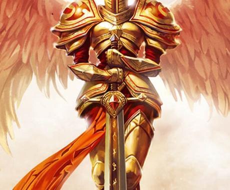マスター、光のマスターを召喚します 一定期間、ハイアラーキーの守護を得て、自分らしい人生を イメージ1