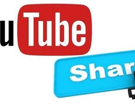 日本Youtubeの動画を+150シェア増やします 日本国内宣伝Youtube Shareを増やしたい方 イメージ1