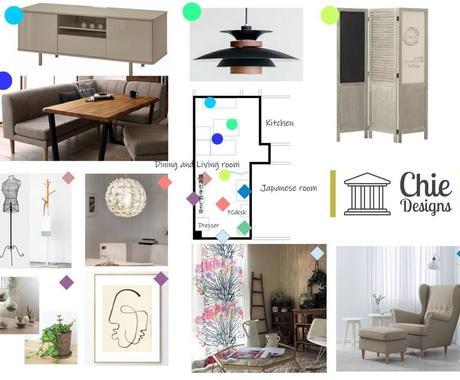 プロがインテリアコーディネートのアドバイスします 経験豊富なインテリアデザイナーがあなたのお部屋を素敵にします イメージ1