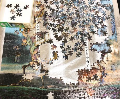 ジグソーパズルを作成代行します パズルはしたくないけど、完成品が欲しいときに! イメージ1