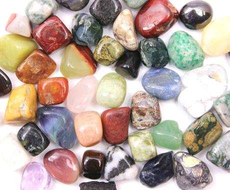 天然石鑑定!効果&特徴☆メッセージお伝えします 石のエネルギーを知りたい、気持ちを聞きたい、絆を深めたい方へ イメージ1