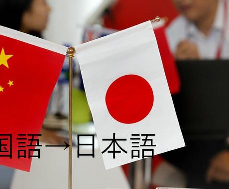 完璧な日本語に訳します 二人のネイティブによるダブルチェック イメージ1