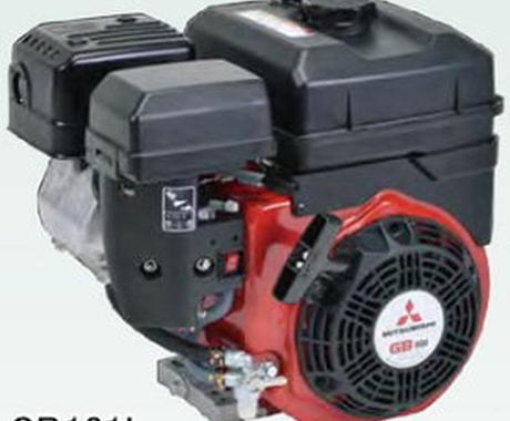 農業機械発電機など始動しない場合にアドバイスします ガソリンエンジン中心にアドバイスします。発電機も イメージ1