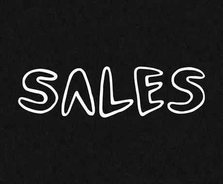 セール関連(代行・コンサル)ご支援します 個人事業主セールス初月月商100万円 イメージ1