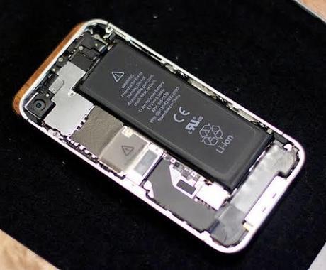 iPhoneのバッテリーを交換します バッテリー交換でサクサク進む! イメージ1