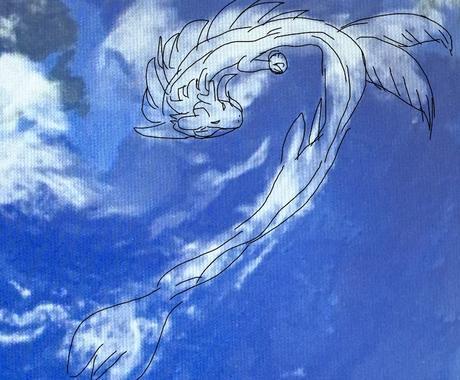 【白龍召喚】白龍を見た事がありますか?いまなら、深い叡智を持つ白龍があなたの悩みにお答えします。。 イメージ1