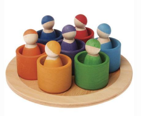 おもちゃ選び をサポートします 子どもは遊びの中で育ちます!遊びの環境を整えましょう♪ イメージ1
