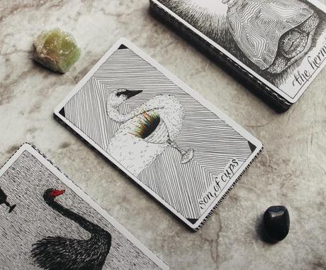 お気持ちに寄り添い心を込めて占います ★ルノルマンカードとオラクルカード★素敵な未来へ イメージ1