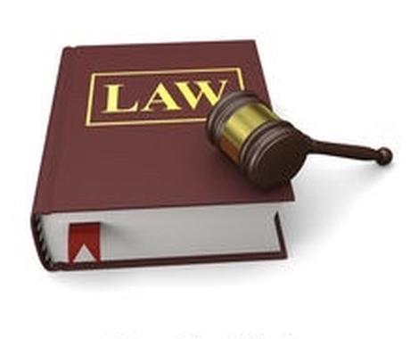 法律科目教えます 大学法学部定期試験、公務員試験等を受験される方へ イメージ1