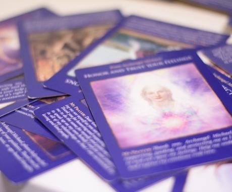 タロットとオラクルカードで心の奥まで細かく占います 心の深い部分を知りたい、魂の声を聴きたい、あなたへ届けます イメージ1