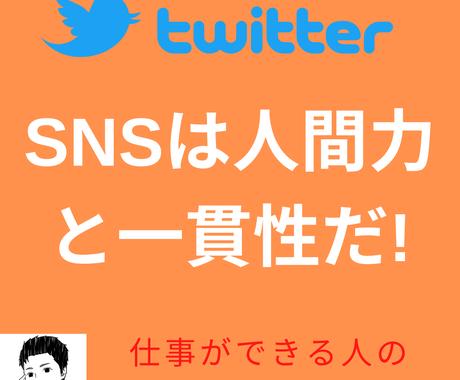 成功する人がやっているヤバいSNS運用をおしえます SNS総フォロワー14万人のコンサルと運用を行うSNS専門家 イメージ1