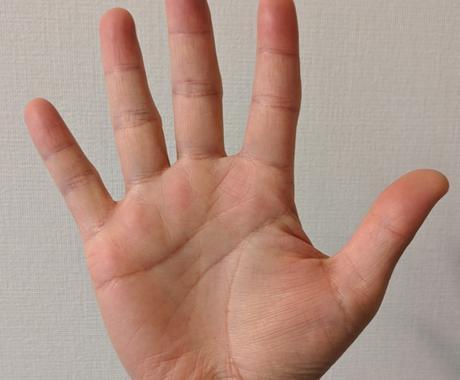 24H以内☆浅草の占い師が手相鑑定致します 手に刻まれたしわから貴方の特性と運勢を占います イメージ1