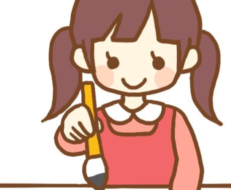 ネットで書道教えます 基礎から学ぶ書道!墨汁禁止!! イメージ1