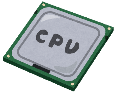 パソコンの部品CPUについて詳しく説明します パソコン部品 CPU 説明 詳しく イメージ1