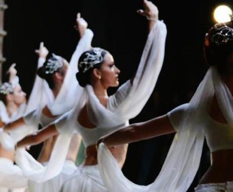 クラシックバレエのアドバイスをします なかなか出来ないステップや課題がある方 イメージ1