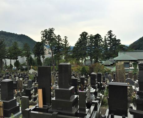 お花・お線香・交通費込み お墓参り代行いたします 浦安市、栃木市、小山市、佐野市 イメージ1