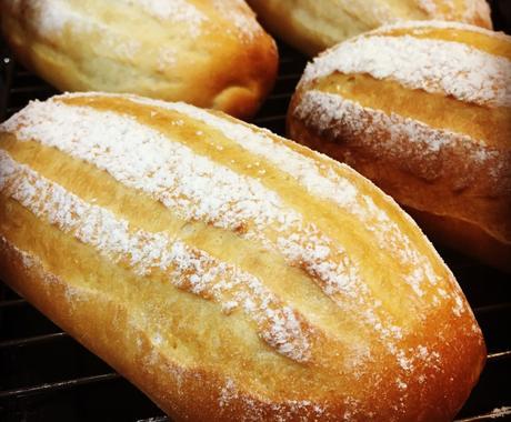 パンのレシピを考えます 季節やイベントに合わせてパンを作りましょう! イメージ1