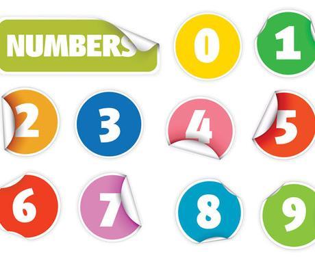 ワンコインで貴方の知りたい日数や数字を占います 他の占いカードでは難しい、数字や日数を導き出します! イメージ1